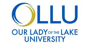 Logo of Our Lady of the Lake University Engage